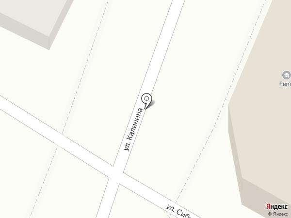 Эконом-строй на карте Уссурийска