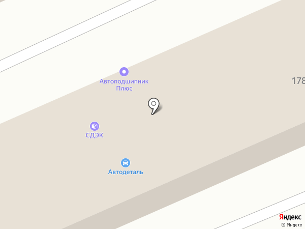 Sib-man.ru на карте Уссурийска