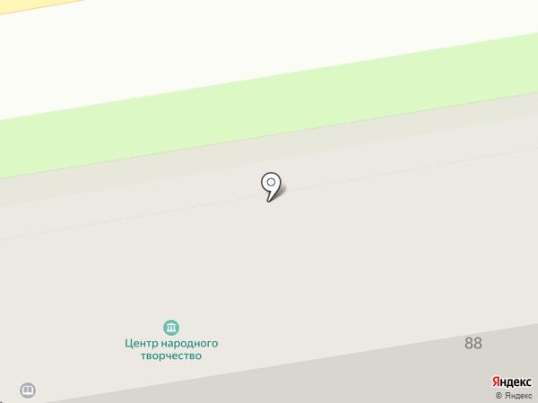 Приморская краевая библиотека для слепых на карте Уссурийска