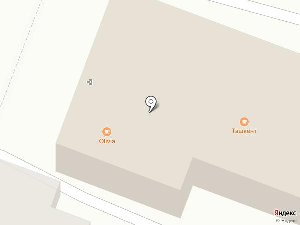 СРК-Армада на карте Уссурийска