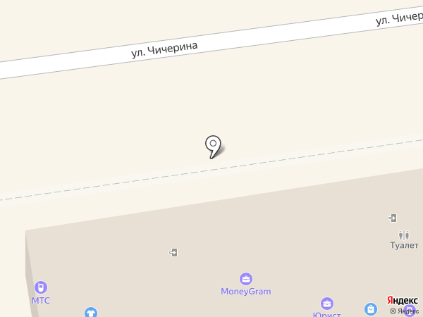 Ателье на карте Уссурийска