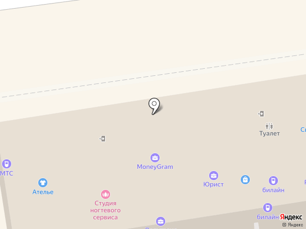 Максимум на карте Уссурийска