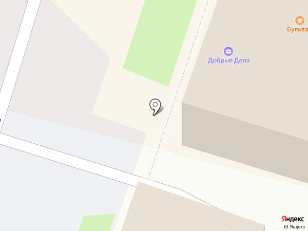 Отдел военного комиссариата Приморского края по г. Уссурийску на карте Уссурийска