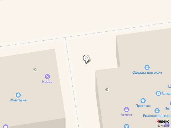 Престиж на карте Уссурийска