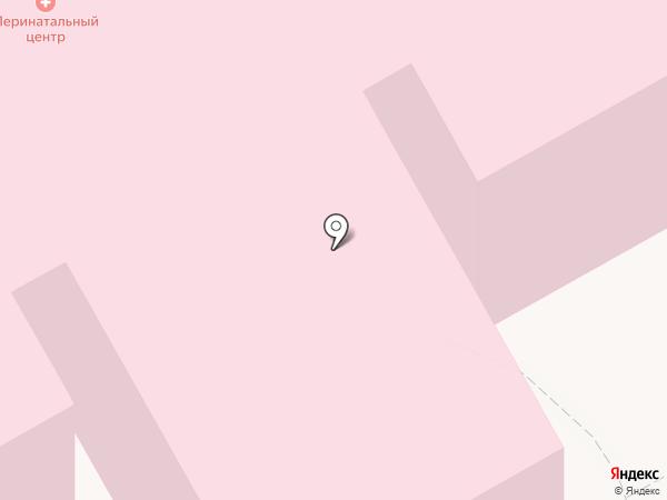Приморский Краевой Перинатальный Центр на карте Владивостока