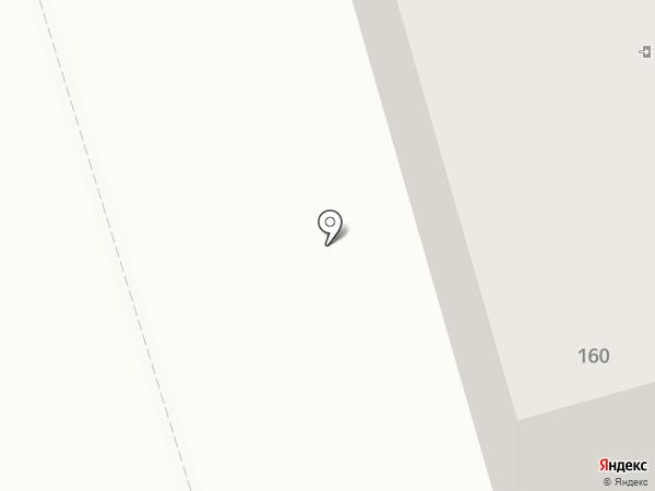 Модуль на карте Уссурийска