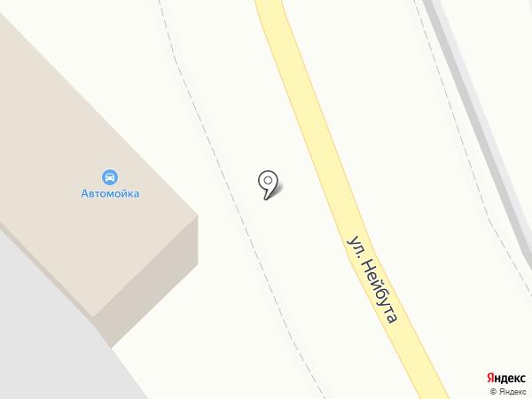 СТО 999 на карте Владивостока