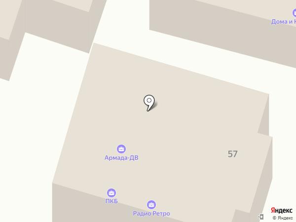 ВДК на карте Уссурийска