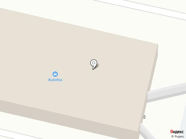 Autofox на карте Воздвиженки