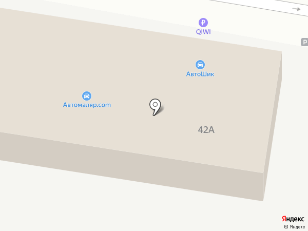 Банкомат, НБ Траст, ПАО на карте Владивостока