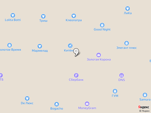 FreeStyle на карте Уссурийска