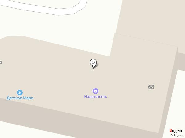 МИГ-проект на карте Уссурийска