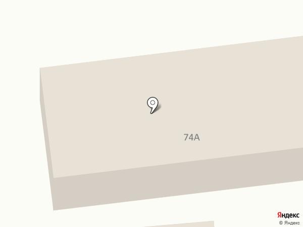 Спецназ ДВ на карте Уссурийска