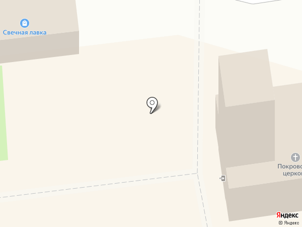 Церковь Покрова Пресвятой Богородицы на карте Уссурийска