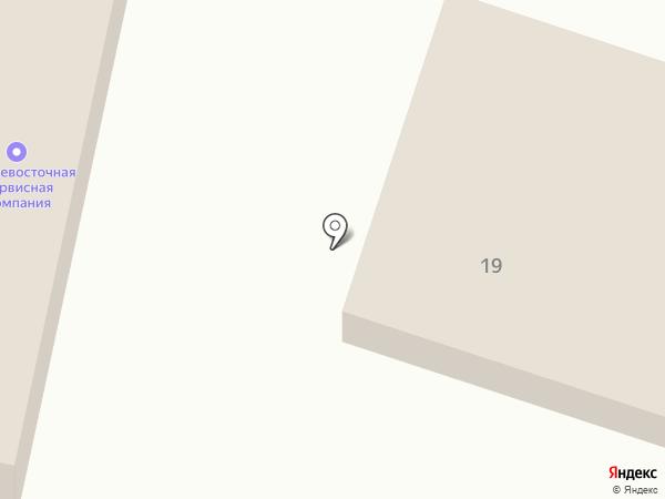 Lorader на карте Уссурийска