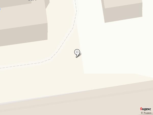 Мобильный доктор на карте Уссурийска