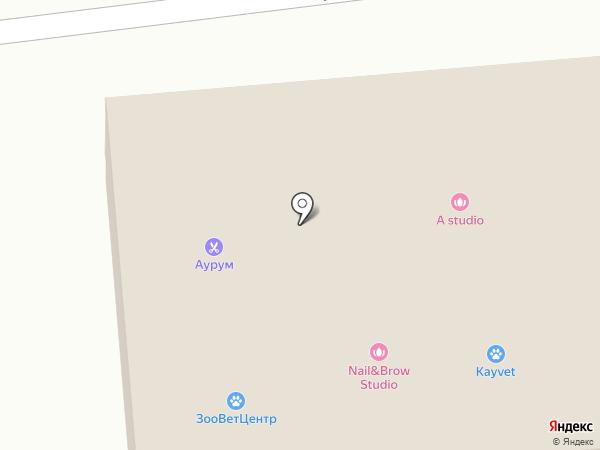 Денталь-Плюс на карте Уссурийска