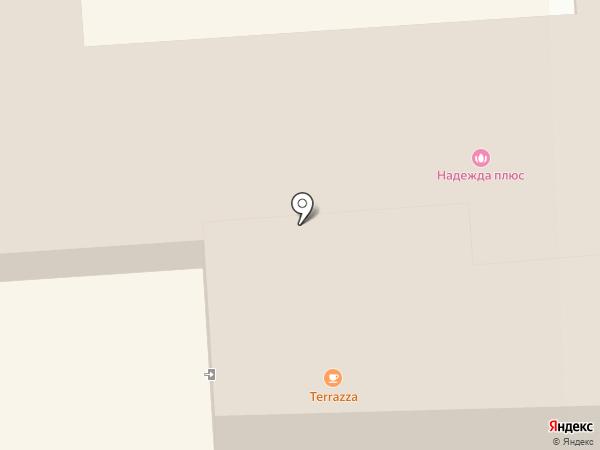 Terrazza_cafe на карте Уссурийска