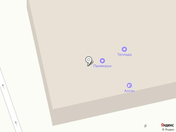 Экма-сервис на карте Уссурийска