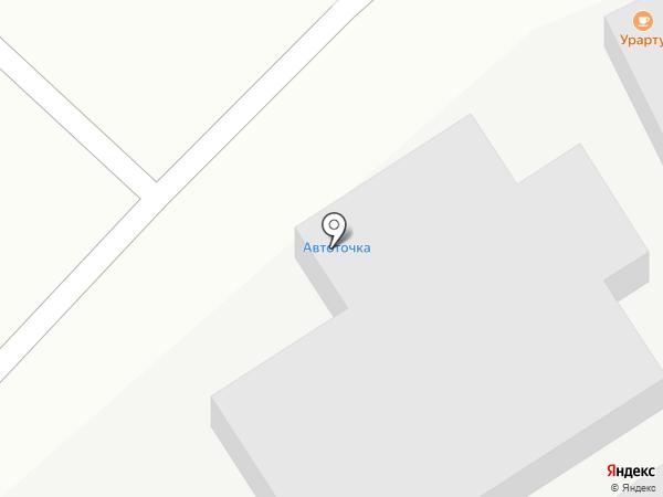 Антей-Сервис на карте Владивостока