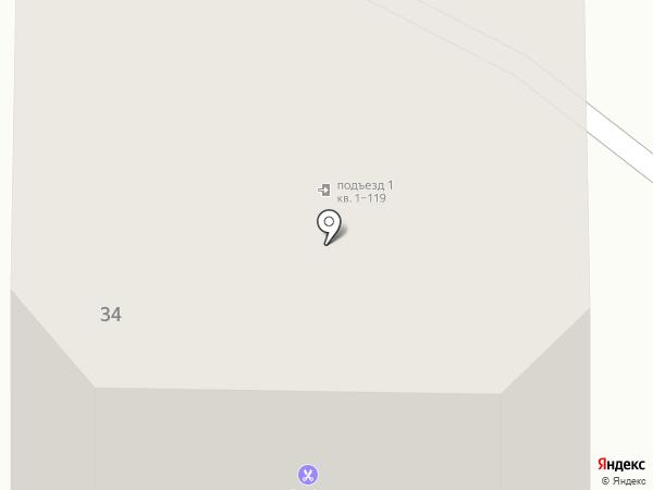 На Выгонной на карте Уссурийска