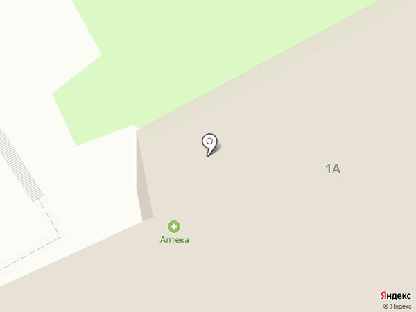 Сеть аптечных пунктов на карте Уссурийска