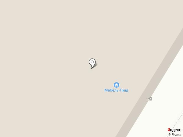 Губерт на карте Уссурийска