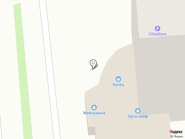Салон оптики на карте Уссурийска