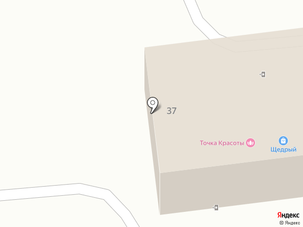 Гостиница на ул. Сергея Ушакова на карте Уссурийска