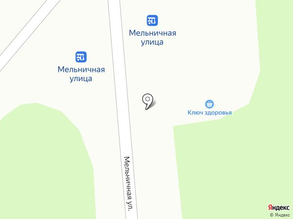 Ключ здоровья на карте Уссурийска