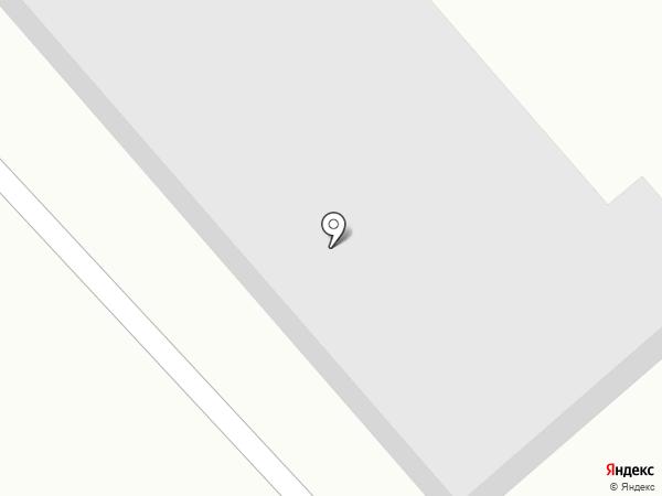 Автомойка на Угловой на карте Уссурийска