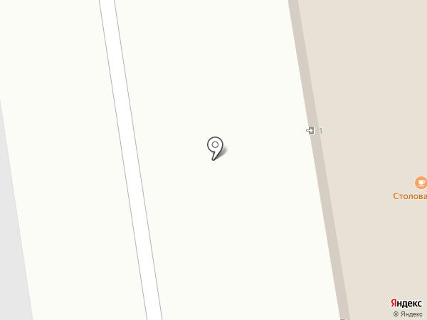 Автобаня на карте Уссурийска