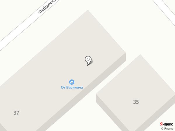 У Василича на карте Уссурийска
