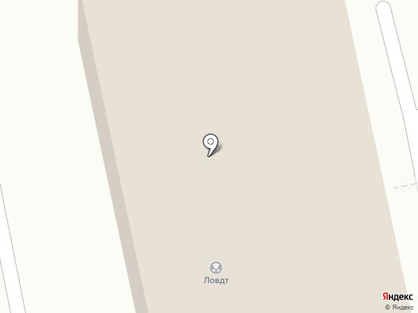 Линейный отдел МВД России на ст. Уссурийск на карте Уссурийска