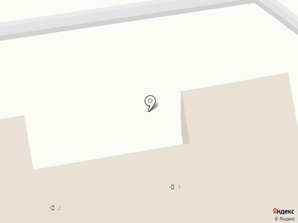 Эдем на карте Уссурийска