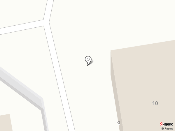 Товарная контора на ст. Уссурийск на карте Уссурийска