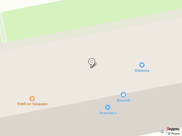 АСА на карте Уссурийска