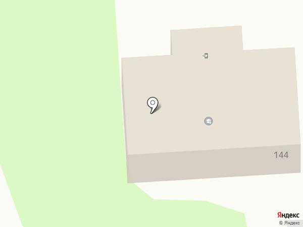 Прораб на карте Уссурийска