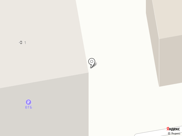 Платежный терминал, ВТБ 24, ПАО на карте Уссурийска