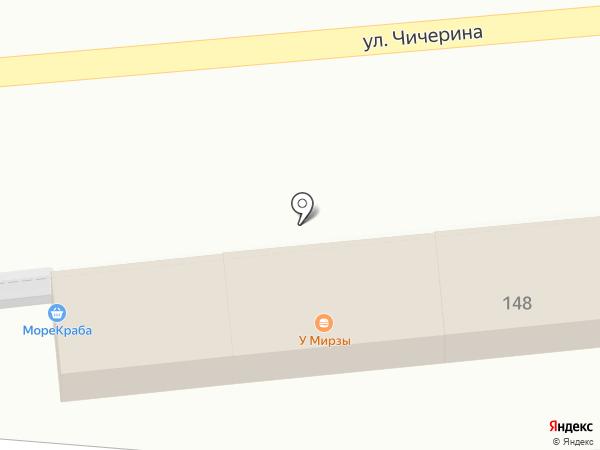 Sushi shop на карте Уссурийска
