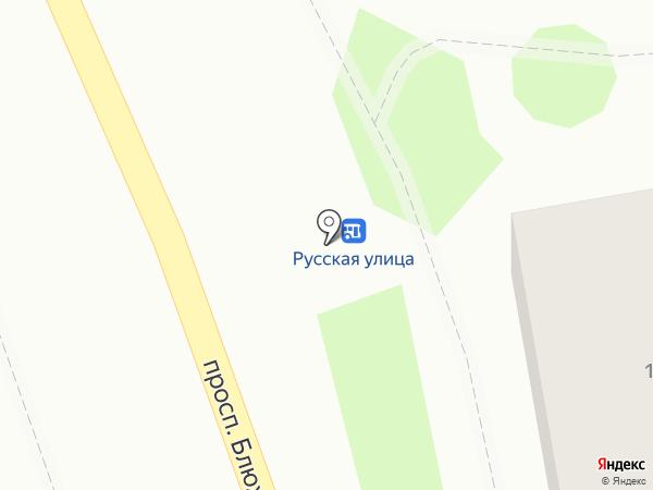 Банкомат, Восточный экспресс банк, ПАО на карте Уссурийска