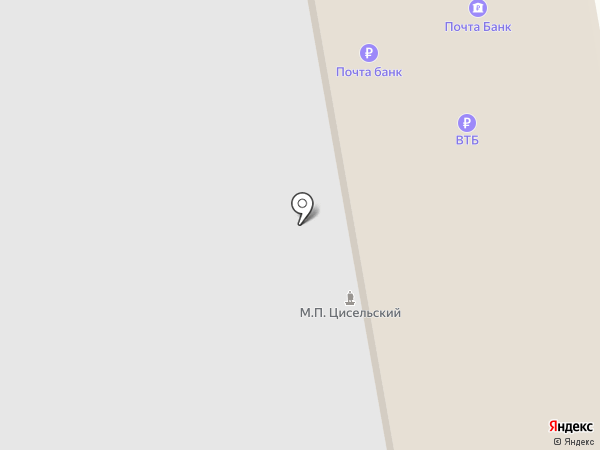 Босфор В на карте Уссурийска