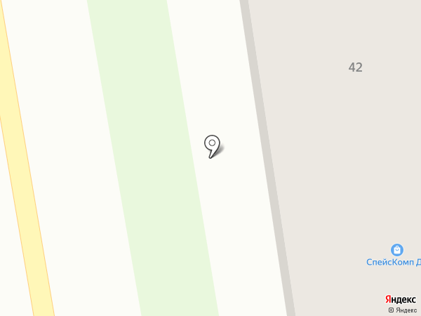 Магазин на карте Уссурийска