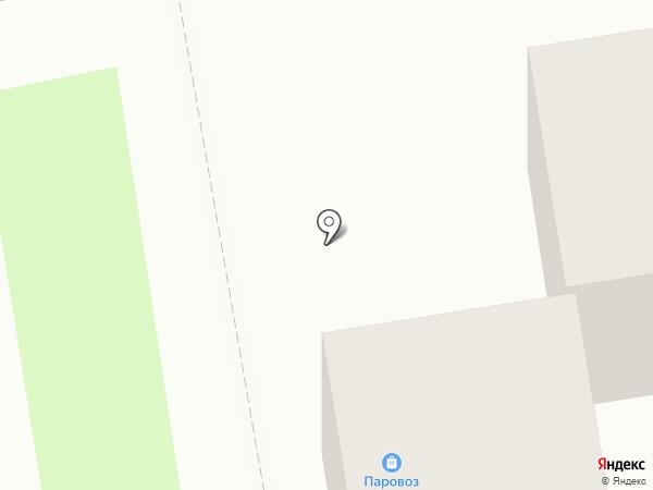Ландыш на карте Уссурийска