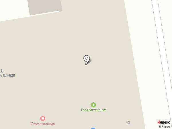 Идиллия на карте Уссурийска