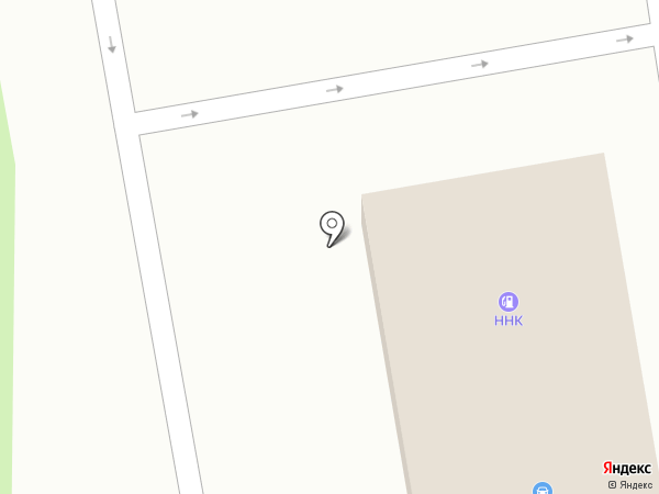 АЗС НК Альянс на карте Уссурийска