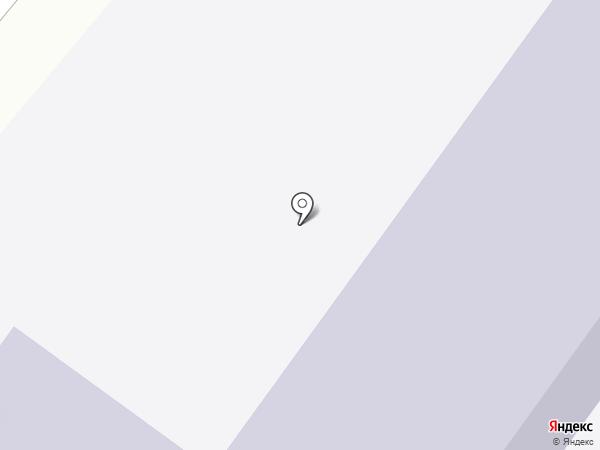 Средняя общеобразовательная школа № 8 на карте Уссурийска