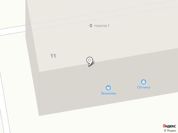 Садал на карте Уссурийска