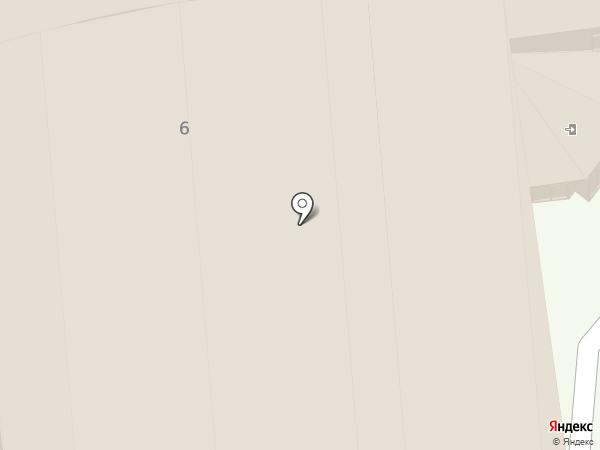 Уссурийская федерация Кудо на карте Уссурийска