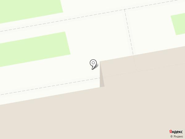 Фортуна-Дэнс на карте Уссурийска